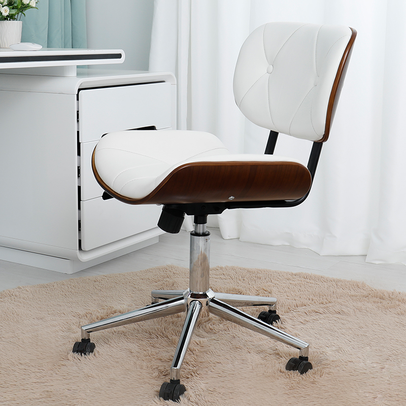 Desk-Cashier-Chair Home Lifting Rotating-Bar High-Stool Creative Modern Back Front Simple
