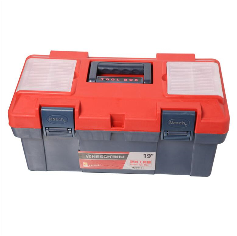 Plastic Toolbox with plastic storage box 17 inch 19 inchPlastic Toolbox with plastic storage box 17 inch 19 inch