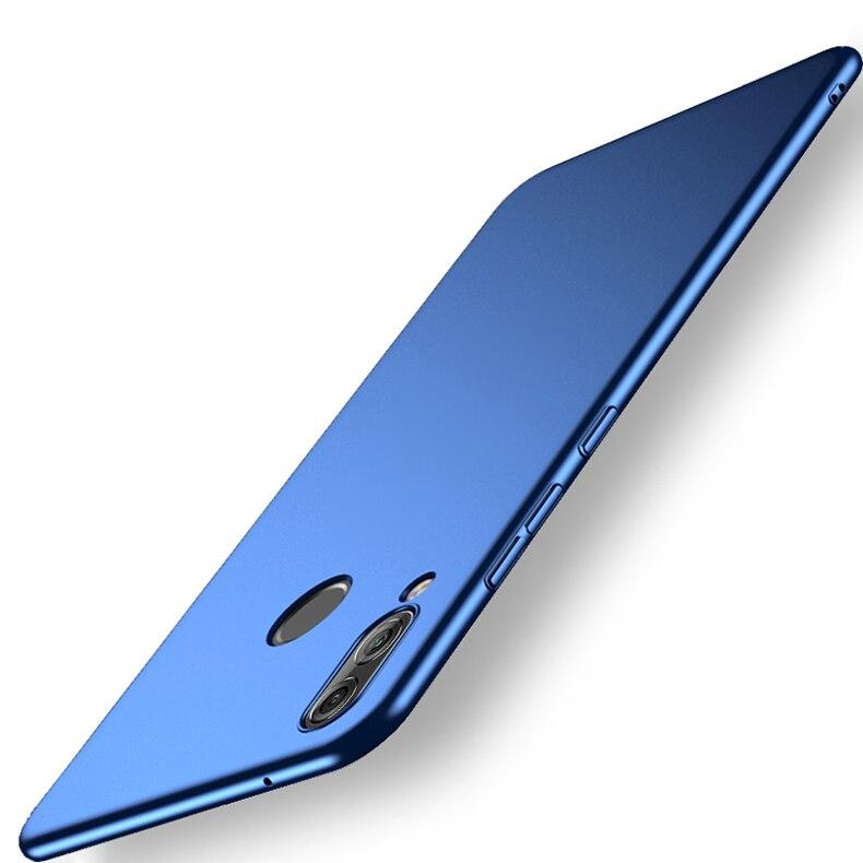 Жесткий матовый чехол для Huawei Nova5T P Smart Z P30 P20 Lite, гладкий Чехол из поликарбоната для Honor 20 Lite Pro 10i 20i 8S 8A 8C 8X 9X, оболочка