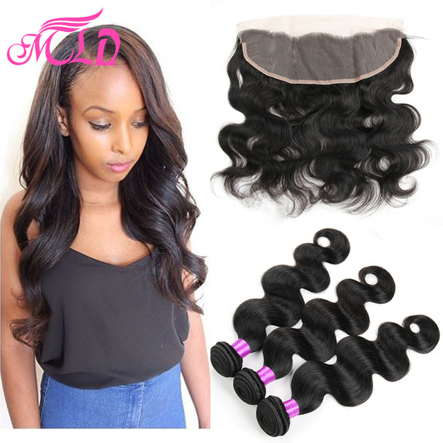 7a Grade Brazilian Virgin Hair Body Wave With Body Wave Virgin Hair Lace Closure With Bundles Brazilian Body Wave
