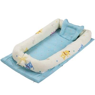 Cute Baby łóżko przenośne składane łóżeczko dziecięce noworodka snu łóżko podróży zewnątrz łóżko bezpieczeństwa gniazdo dla dziecka dzieci łóżko bionic