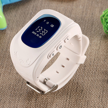Q50 GPS Smart Watch Kids Baby Safe