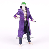 Crazy Toys Suicide Squad The Joker 1/12 th Scale PVC Action Figure Collectible Model Toy 17cm