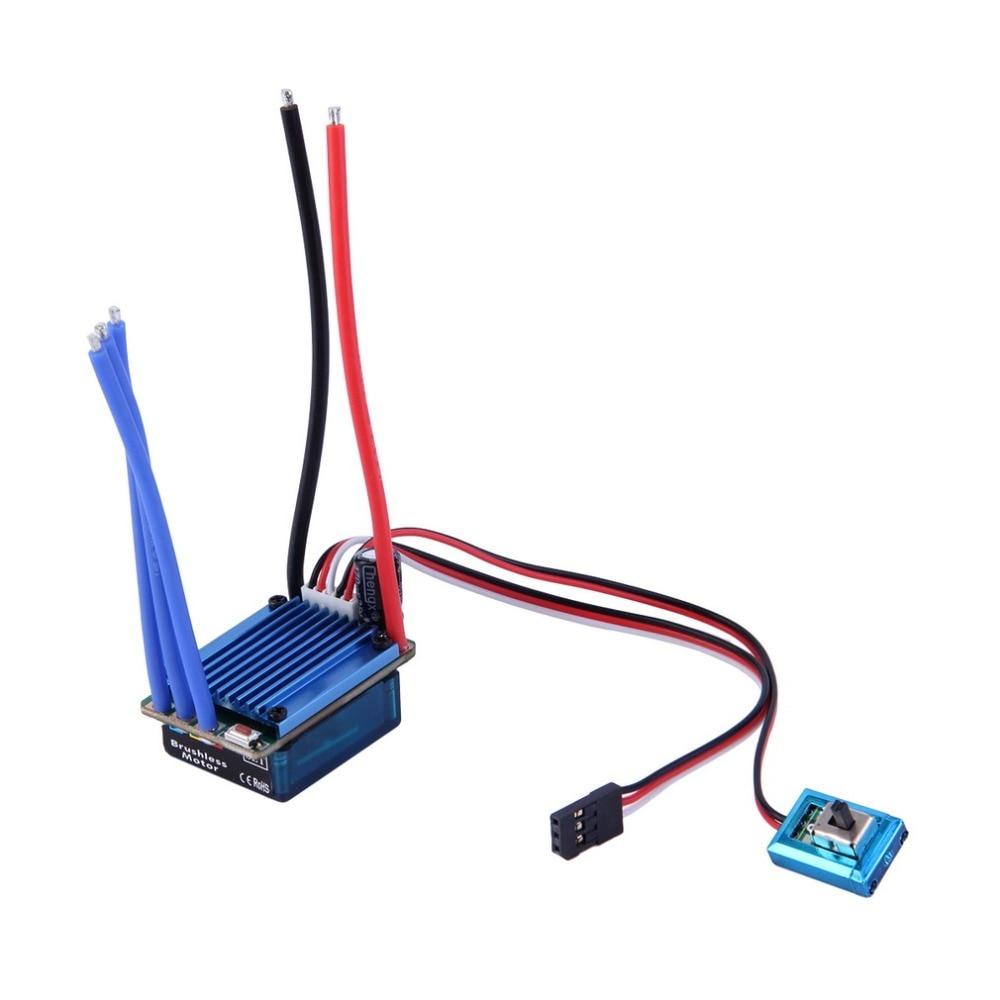 tinyESC v2 - Brushed Speed Controller - Cooking Hacks