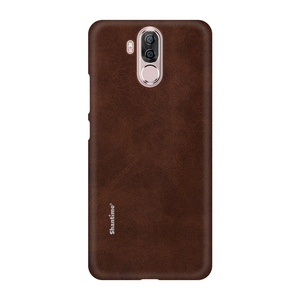 Image 2 - Hot Sell Case Luxury Vintage PU Leather Case For Ulefone Power 3 Phone Case For Ulefone Power 3S Business Style Cover