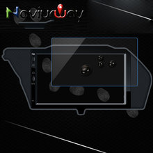 "7 ""8"" 9 ""10"" Pantalla de Cristal templado Película Protectora para 2 DIN Coche DVD GPS Navi Headunit AutoRadio Estéreo Multimedia Car Styling"