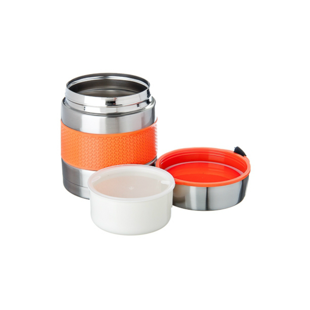 Thermos Lunch Box Stainless Steel Satoshi 1 00l Discount