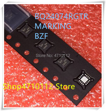 NEW 10PCS/LOT BQ24074RGTR BQ24074 MARKING BZF QFN-16 IC