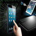 Premium screen protector de cristal templado reforzado película para ipad 2 3 4/5 de aire para ipad mini 1 2 3 4 borrar front películas