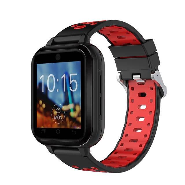 324fbb5e4a0 Online Shop Android Smart Watch 4G Watch MTK6737 1G 8G SmartWatch  Waterproof Bluetooth WIFI GPS Watch SIM Card Camera Heart Rate Watch Phone