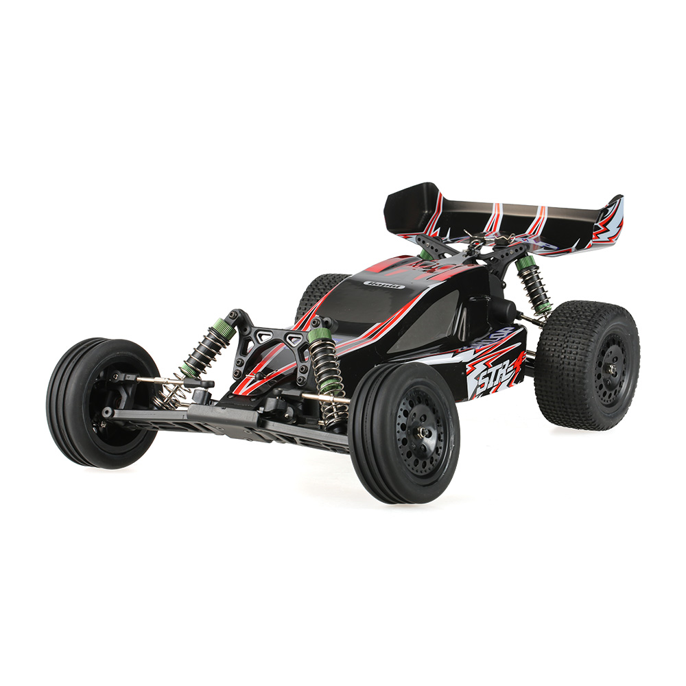 WLtoys Original L303 2.4GHz 2WD RC Car 1:10 50km/h Brushed Electric RTR Off-road Vehicle RC Car SUV Radio Remote Control Toys hsp bajer 5b 1 5th 2wd rtr 26cc engine gasoline off road buggy 94054