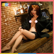 165cm realistic sex dolls  japanese Lifelike real silicone sex doll with big breast oral/vagina silicone sex doll for man sex