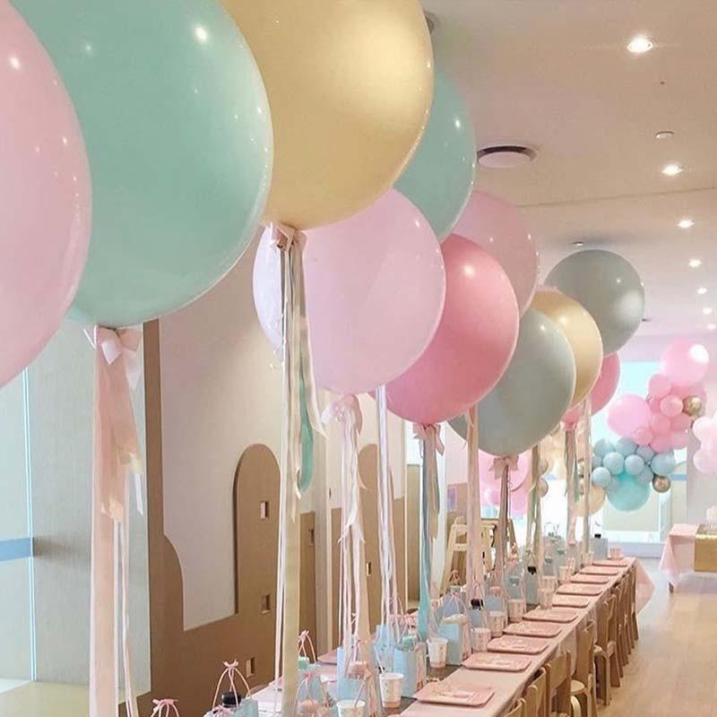 10-100 Latex large balloons air /& Helium happy birthday helium Balloons baloons