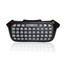 Wireless Mini Keyboard Komputer Permainan Mechanical Keyboard Chat Pad untuk Microsoft Controller Keyboard Nirkabel untuk Xbox 360(China)