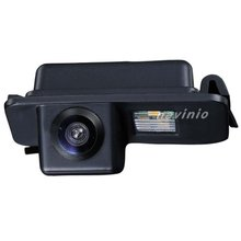 For Sony CCD car Rearview back reverse parking camera for Ford Mondeo Focus Facelift Kuga S-Max Fiesta  NTSC PAL( Optional)