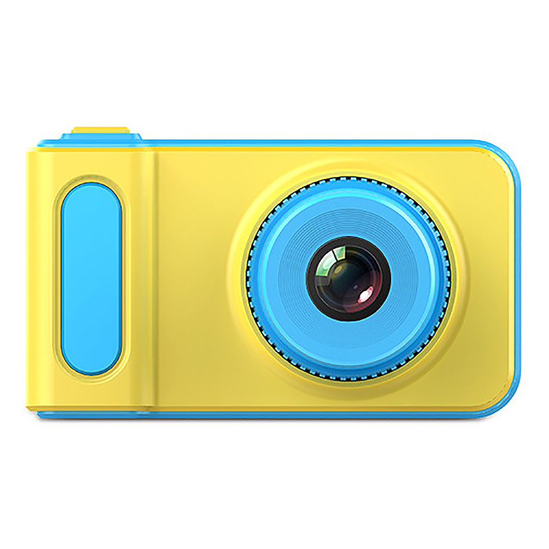 K7 Kids Mini Digital Camera 2 Inch Hd Screen Anti-Shake Camcorder Children Gifts(Blue)