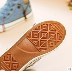 2019 Autumn Expert Skill Children Casual Shoes Boys Girls Sport Shoes Breathable Denim Sneakers Kids Canvas Shoes Baby Boots 5