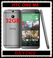 "HTC One M8 Original Unlocked GSM 4G LTE Android Quad-core RAM 2GB ROM 32GB Mobile Phone 5.0"" WIFI GPS 4MP dropshipping"