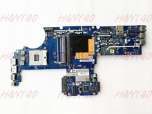 for hp 8540p 8540w laptop motherboard 595764-001 la-4951p motherboard ddr3 Free Shipping 100% test ok цена 2017