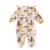 Trajes dos desenhos animados Macacão de Bebê Velo Bebê Recém-nascido Da Menina do Menino Roupas de Inverno Macacão Roupa Bebes Animal Próximo Roupas Roupas Quentes