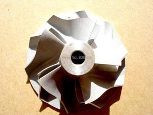 Image 2 - KP35 توربو أجزاء ضاغط عجلة 29.5 مللي متر * 41 مللي متر ، P/N: 5435 970 0000,5435 970 0002,5435 970 0008,8200022735 AAA أجزاء الشاحن التربيني