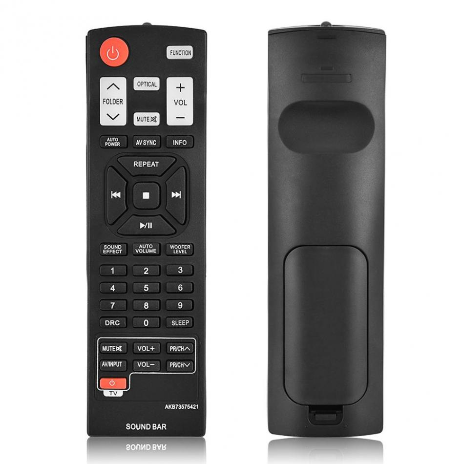 Tv Remote Control Controller For Lg Soundbar Akb73575421 Nb2420a Nb3520a Nb4530b In Controls From Consumer Electronics On Aliexpress Alibaba