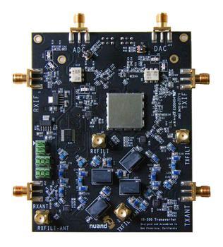 [spot] For  Bladerf conversion board XB200 (60kHz-300MHz) LF/MF/HF/VHF conversion