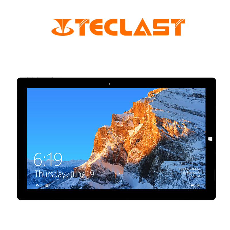 Teclast X4 2 IN 1 Tablet PC Intel Gemini Lake N4100 Quad Core 2.4GHz 8G RAM 256G SSD 11.6 Inch Windows 10