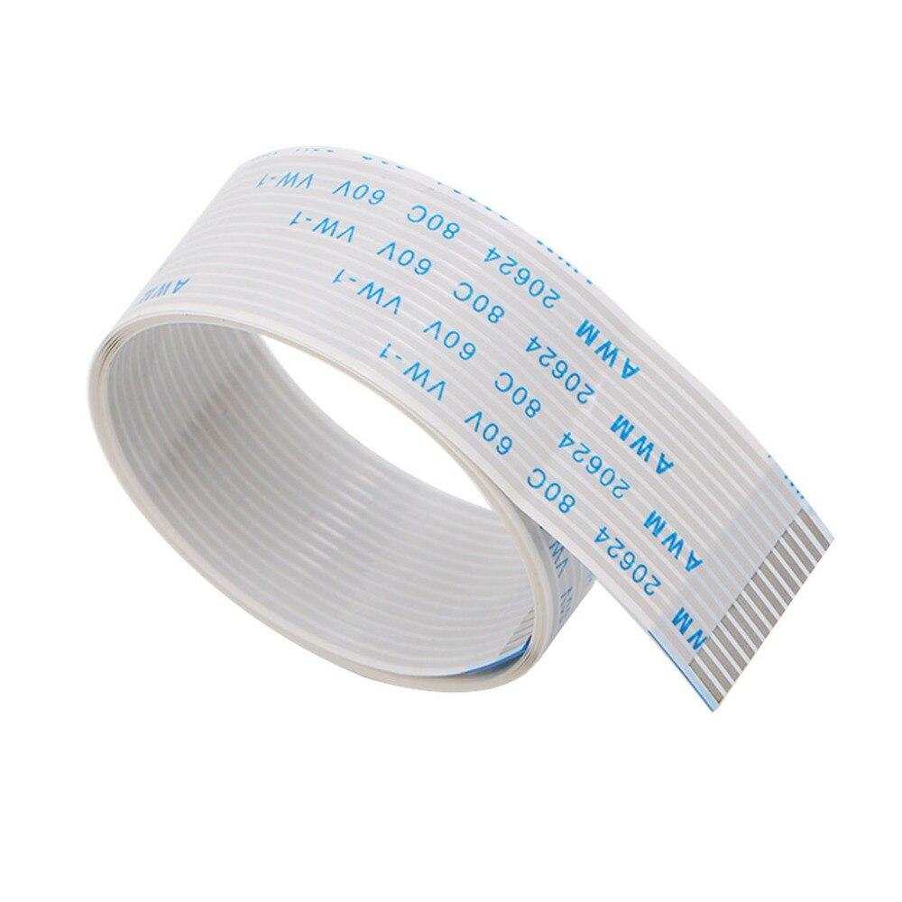 купить 1M Ribbon FFC 15pin 0.5mm Pitch Flat Wire Cable for Raspberry Pi Camera Module недорого