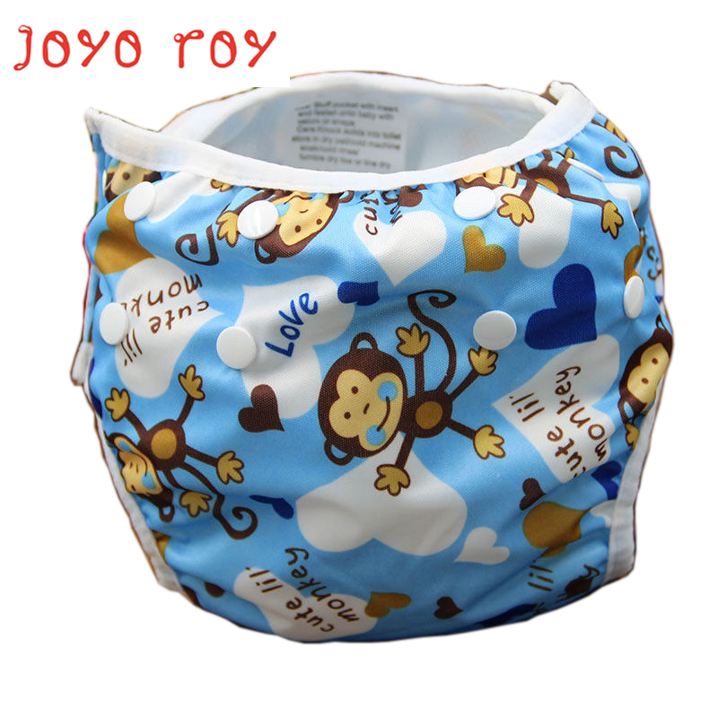 Joyo Roy Infant Baby Waterproof Diapers Baby Adjustable Training Pocket Cloth Diapers Washable Diapers GXY030