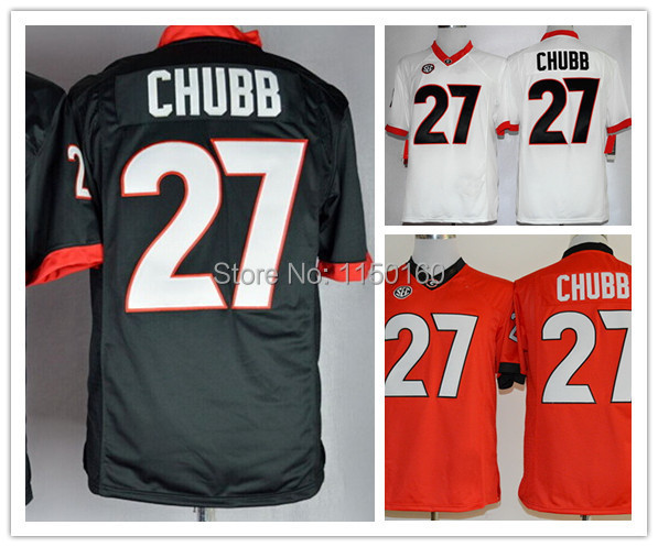 nick chubb jersey ebay
