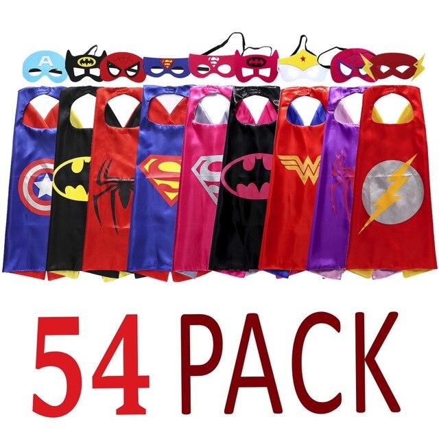 superhero party supplies capes