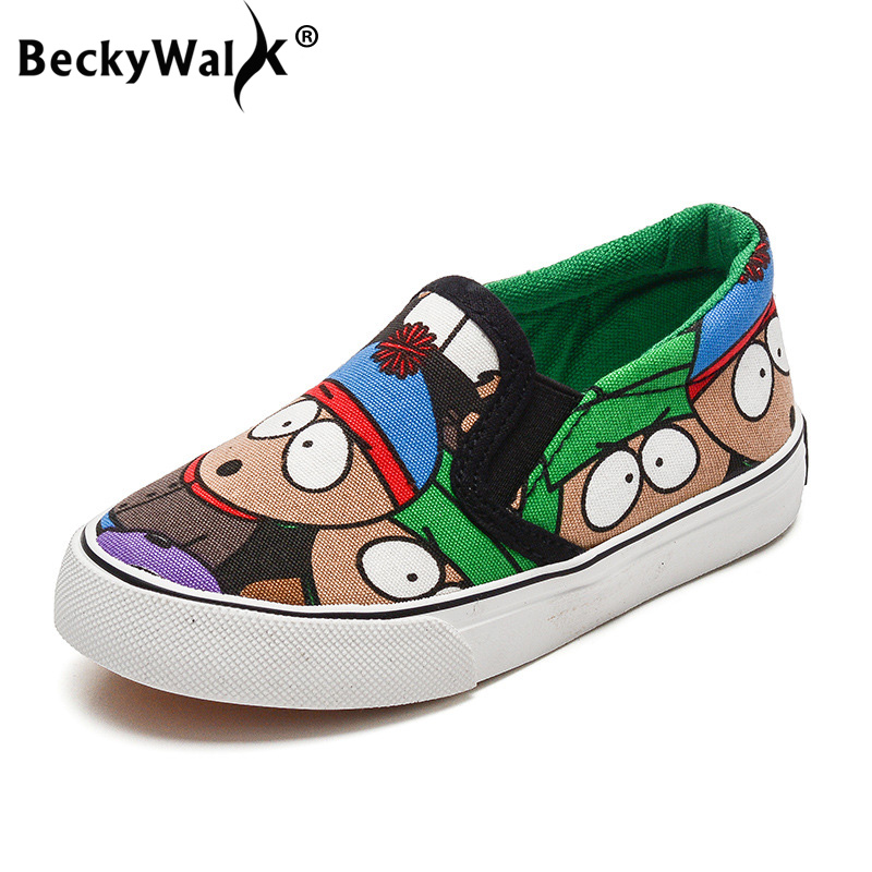 Ben 10 Anime High Ankle Leisure Black/&White canvas shoes Sneakers