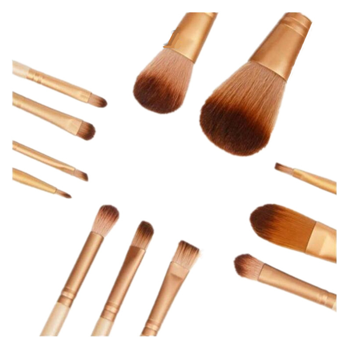 taklon cabelo profissional maquiagem artista escova kit ferramentas