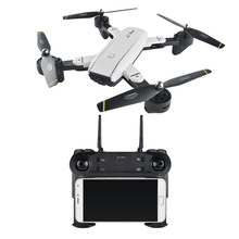 SG-700 Optical Flow Folding 4CH RC Quadcopter RC Drone With FPV Wifi Dual Camera Support Gestures Photographing