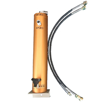 30Mpa High Pressure External Water Oil Filter Separator Single Barrel Filtration for Air Compressor Air Pump Scuba Diving