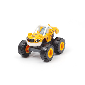 Image 3 - 1pcs Blaze Car toys Russian Crusher Truck Vehicles Figure Blaze Toy blaze the monster machines birthday Gifts For Kids