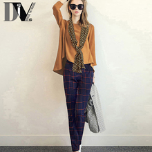 Plaid dress pants for women online shopping-the world largest ...