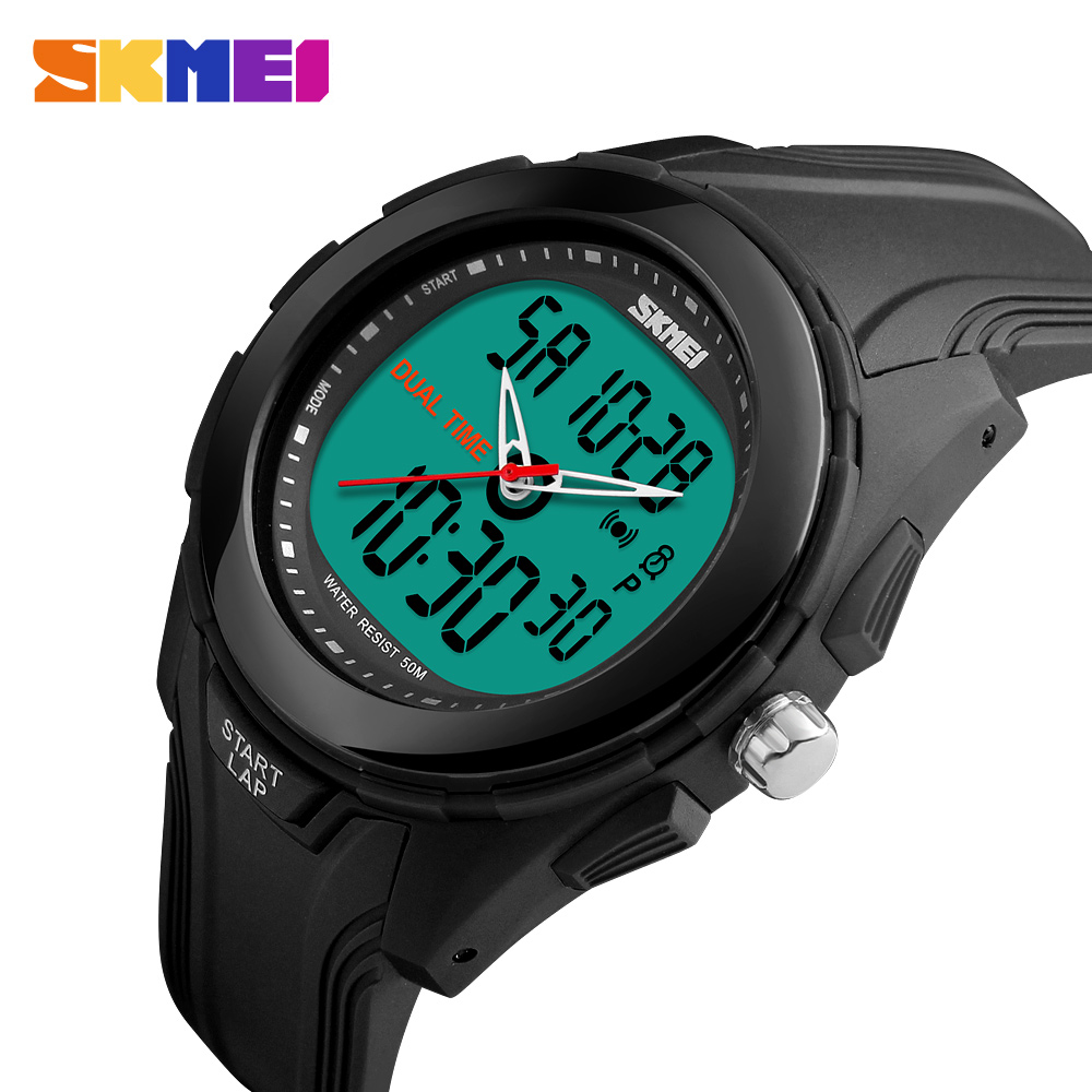 Men Watches Top Brand Analog Quartz LED Digital Watch Men's Waterproof Fashion Casual Sports Watches Man Clock Relogio Masculino