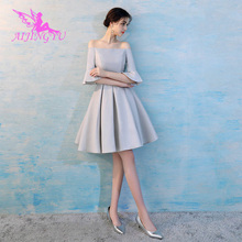 AIJINGYU 2018 new sexy elegant dress women for wedding party bridesmaid
