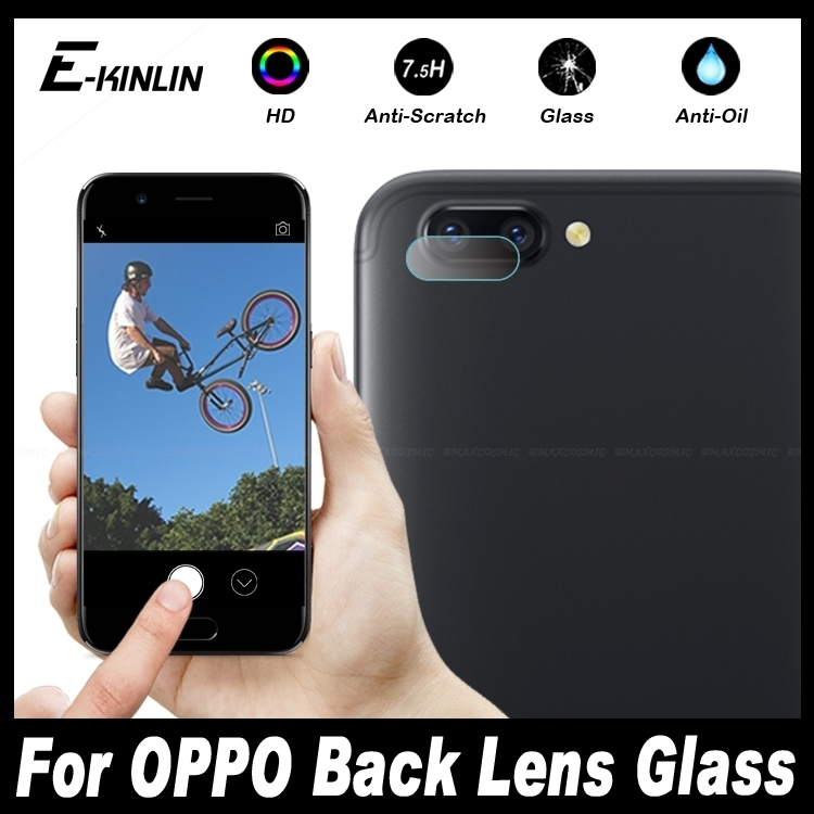 Back Camera Lens Protective For OPPO R15 Pro Dream Mirror R11s R11 Plus A77 Clear Transparent Tempered Glass Protector Film