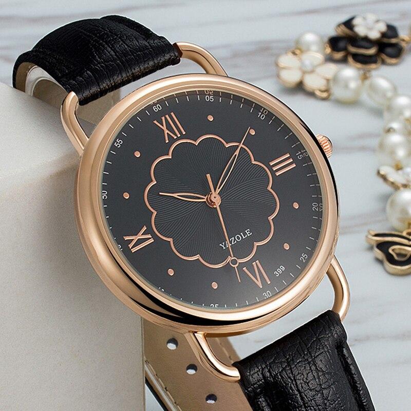 2019 YAZOLE Women's Wrist Watch Women Watch Top Brand Luxury Women's Watch Womens Watches Clock Bayan Kol Saati Montre Femme