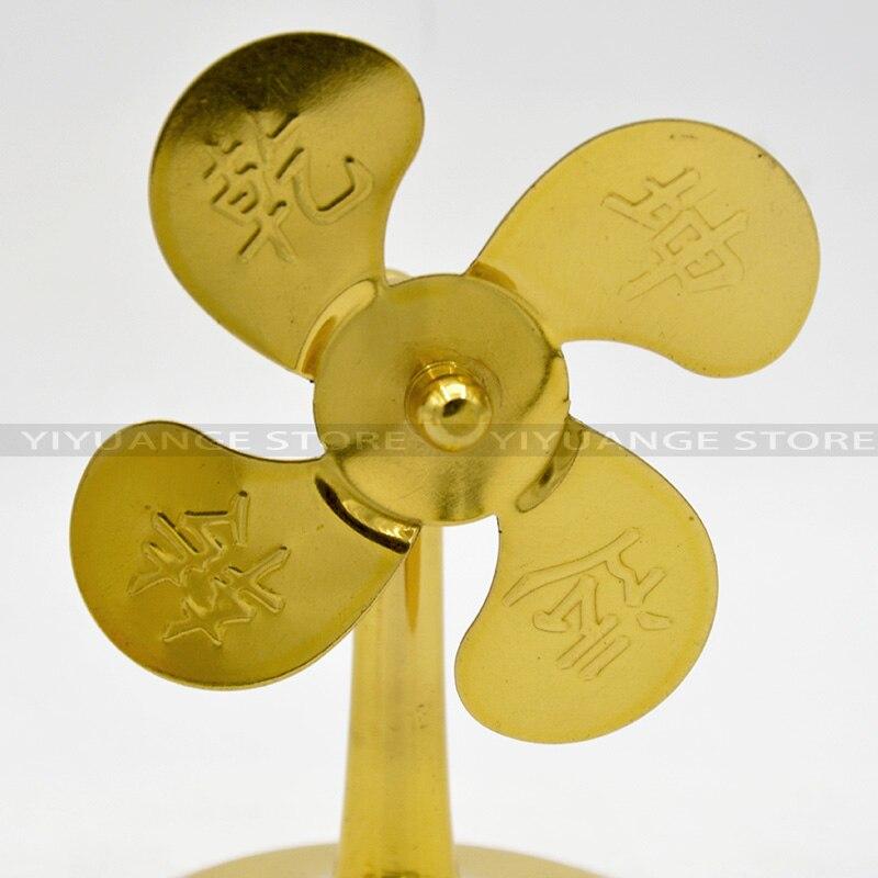 feng shui Copper windmill Metal Windchime Bells Wind Chimes Wall ...