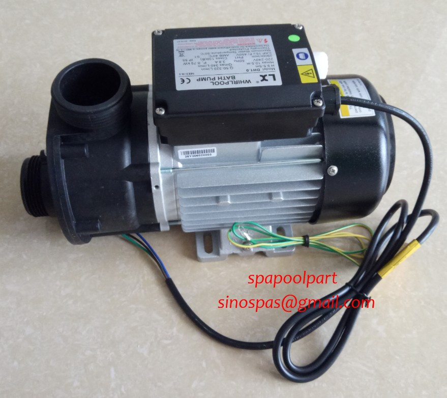 WHIRLPOOL LX DH1.0 Hot Tub Spa Bath Pump 1HP Cheaper Pump