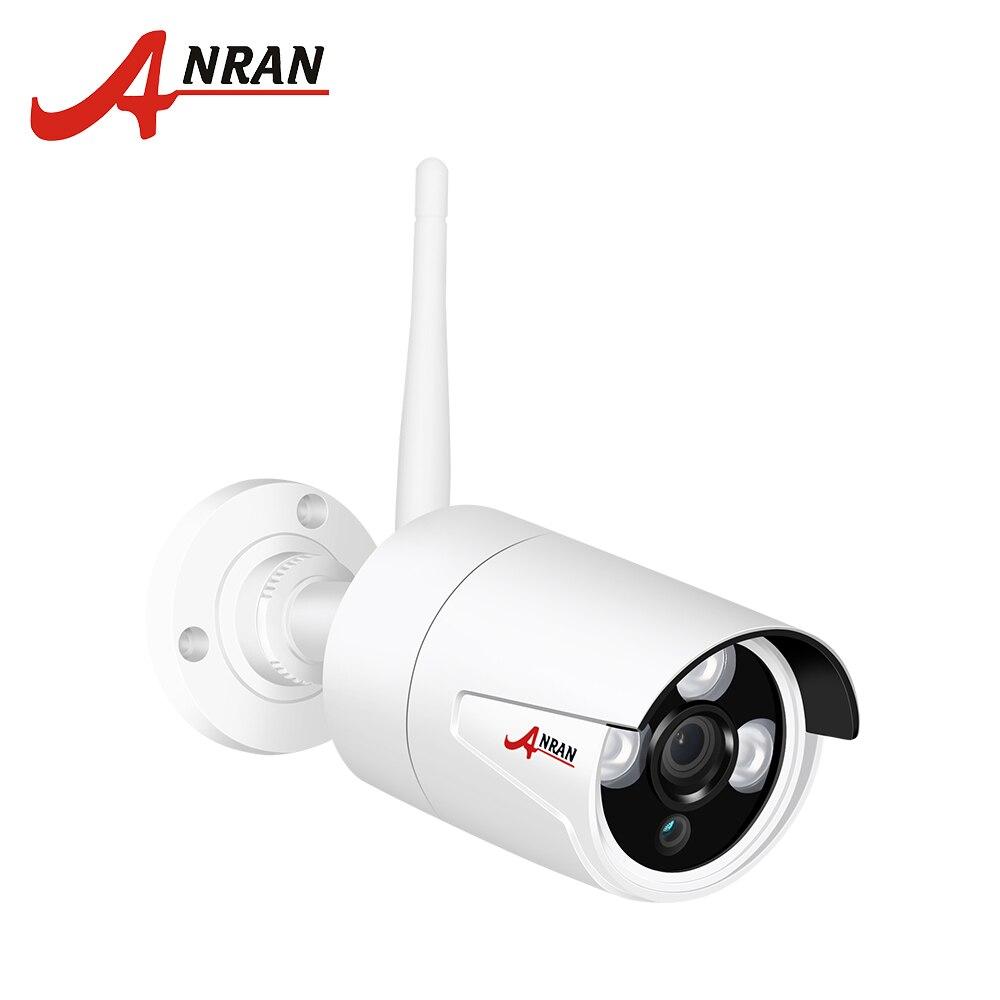 ANRAN Indoor+ Outdoor Wireless Camera 2.0/1.3MP Weatherproof Security Surveillance IP Camera P2P NigheVison HD CCTV Camera