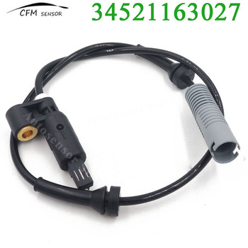 34521163027 Front Left / Right ABS Wheel Speed Sensor For BMW 3 E36 318ti 316 328 320 325 323 Z3 M3 34251163027 34521165519 image