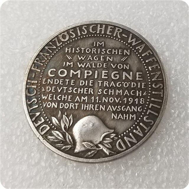 1940 Đức ĐỒNG TIỀN BẢN-bản sao tiền xu kỷ niệm