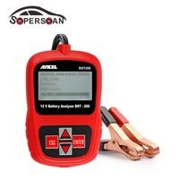 Original ANCEL BST200 Universal Car 12V Battery Tester Analyzer Test Range 100 2000CCA Multi Languages Free