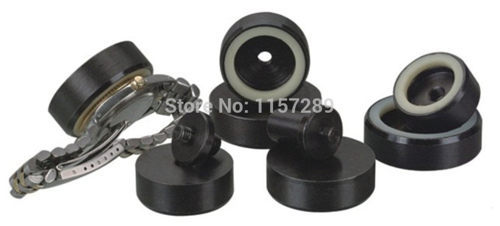 rotary screw type watch back case press dies for rolex (6pcs/set)