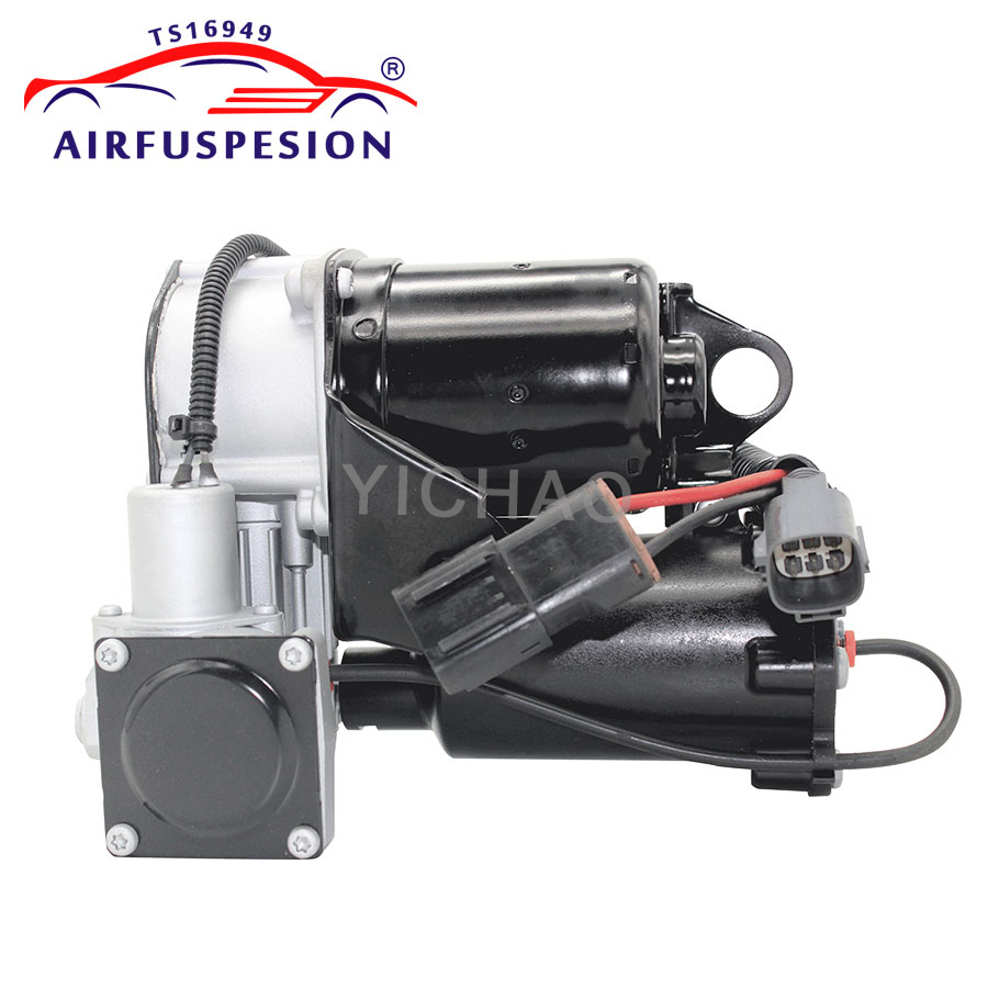 Compressor Pump Air Suspension for Range Rover Sport LR3 LR4 Discovery 3 Rebuild LR023964 LR010376 LR011837